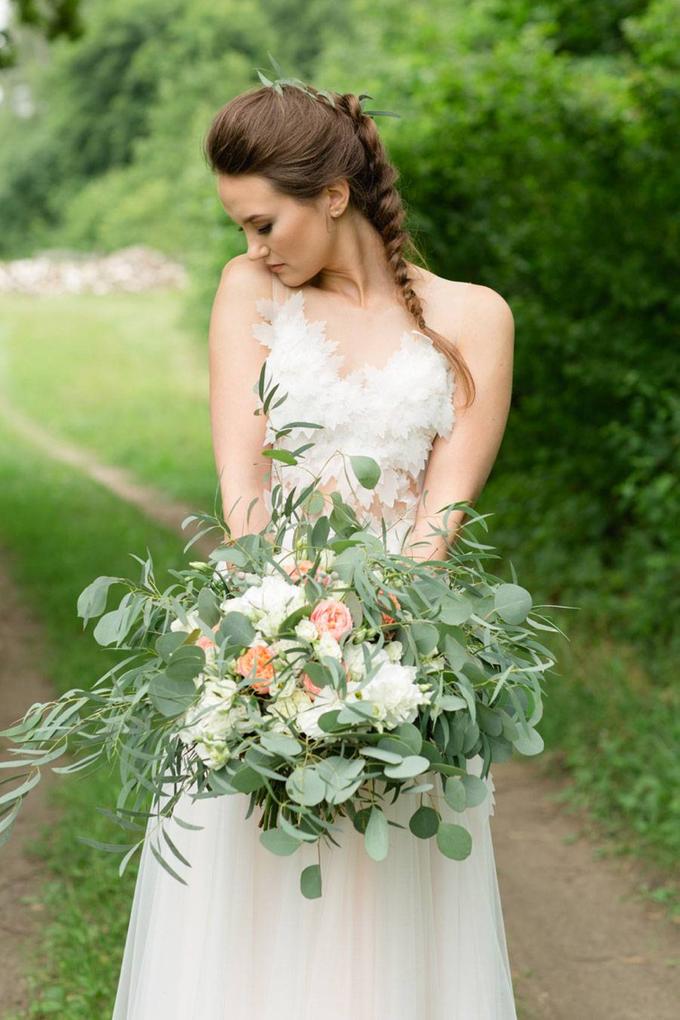 Breathtaking Nature Wedding of Sonia & Darius by Deelush Hair - 003