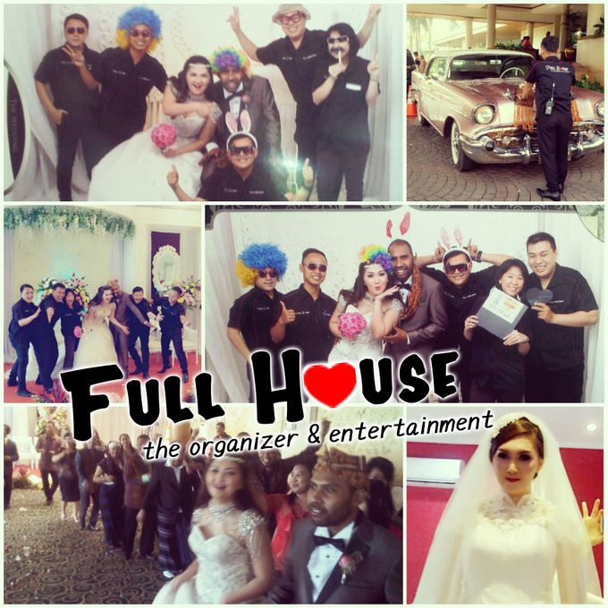 Wedding of Anton & Stella - 1 juni 2014 by Full House the organizer & entertainment - 001