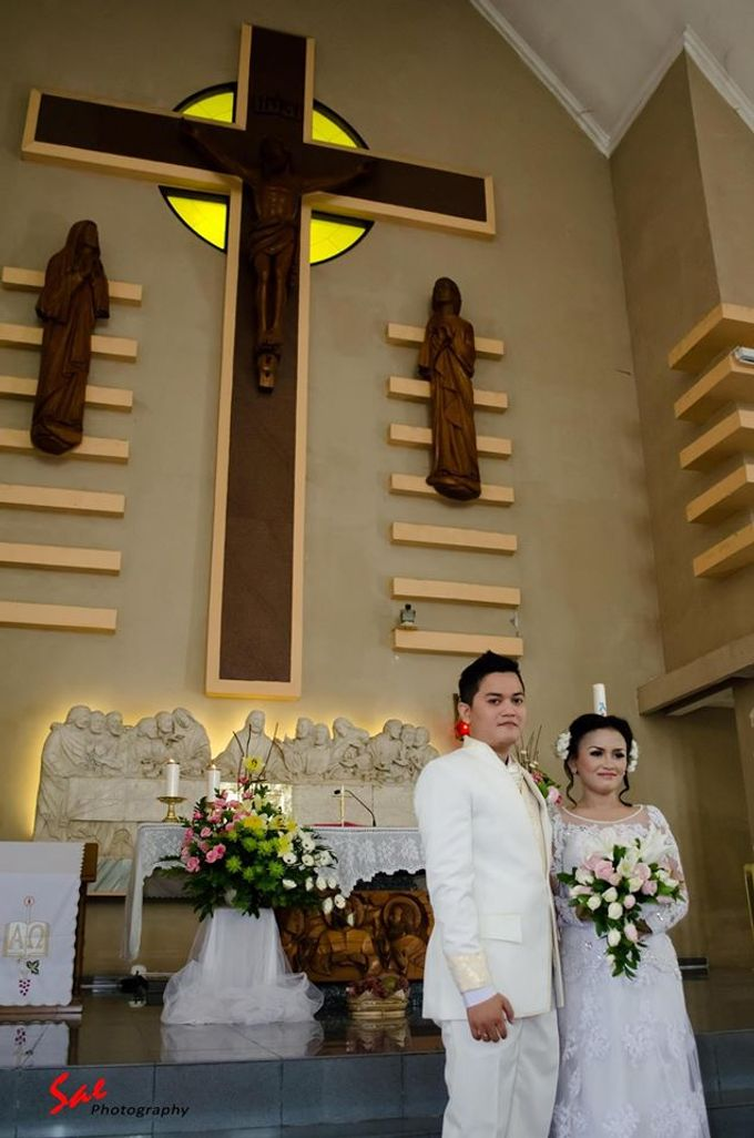 The Wedding of Anton & Winda by SAE Photoworks - 009