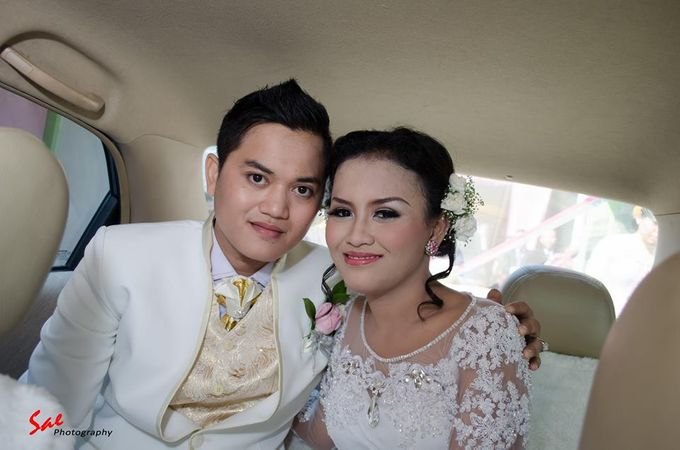 The Wedding of Anton & Winda by SAE Photoworks - 002