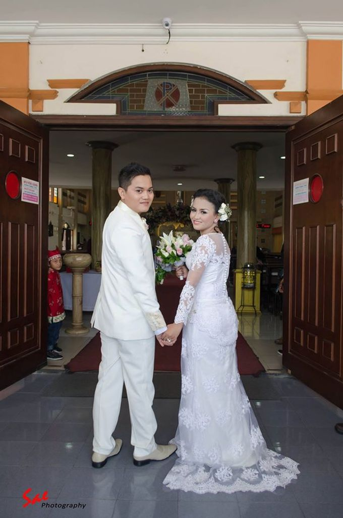The Wedding of Anton & Winda by SAE Photoworks - 003