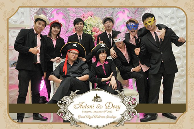The Wedding of Antoni & Desy by After 5 Photobooth - 001
