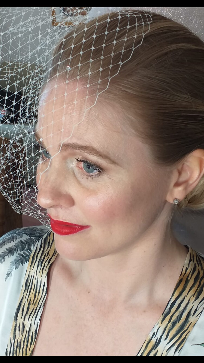 Candice Wedding  by Antonia Deffenu make-up artist - 002