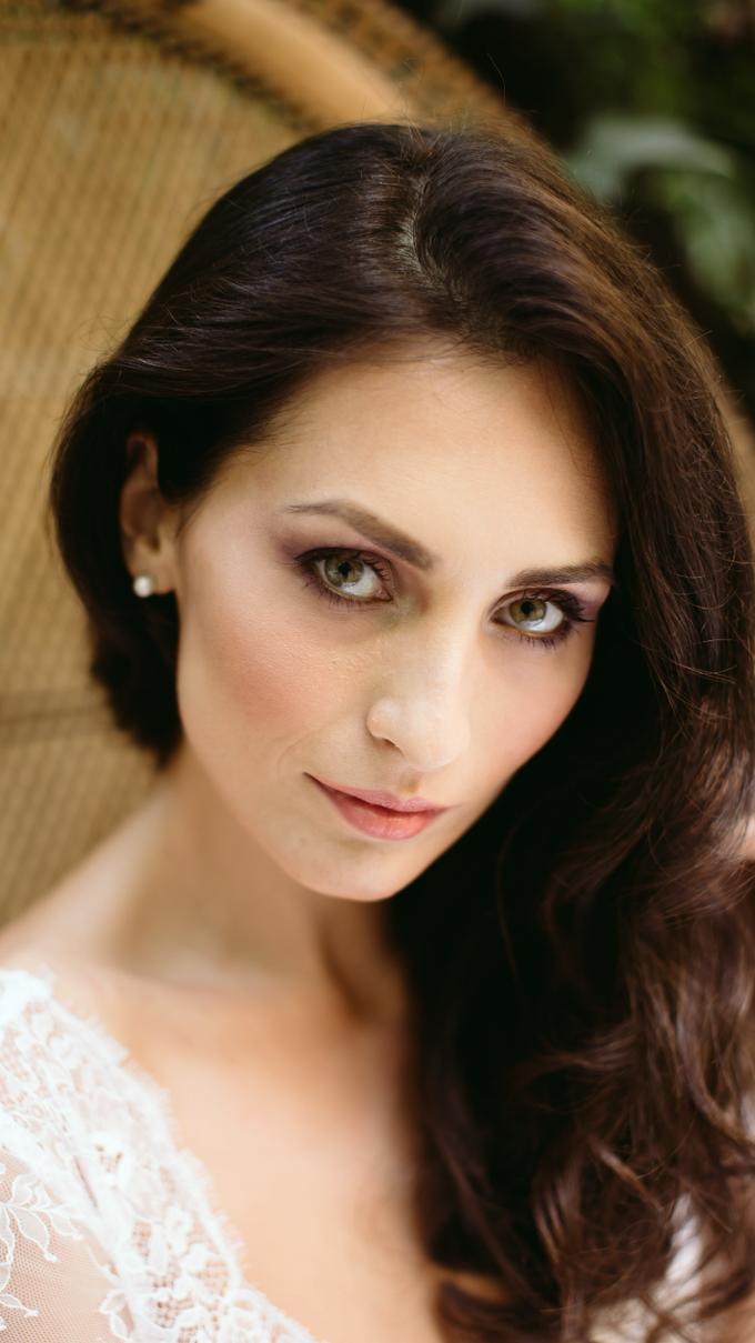 Manuela bridal shooting  by Antonia Deffenu make-up artist - 001