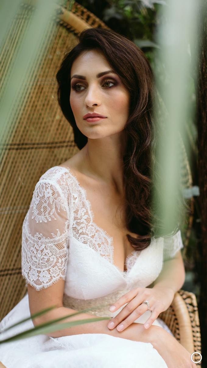 Manuela bridal shooting  by Antonia Deffenu make-up artist - 003