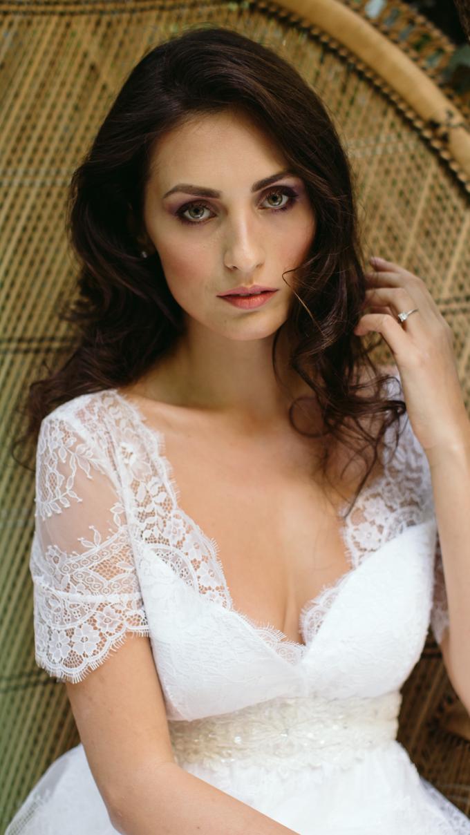 Manuela bridal shooting  by Antonia Deffenu make-up artist - 002