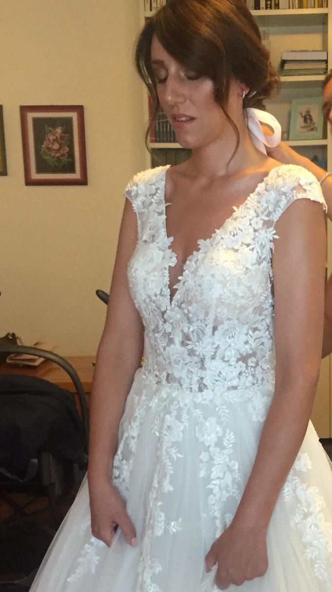 Valentina Wedding  by Antonia Deffenu make-up artist - 003