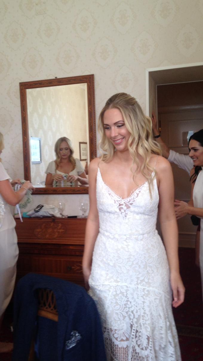 Elena Wedding  by Antonia Deffenu make-up artist - 010