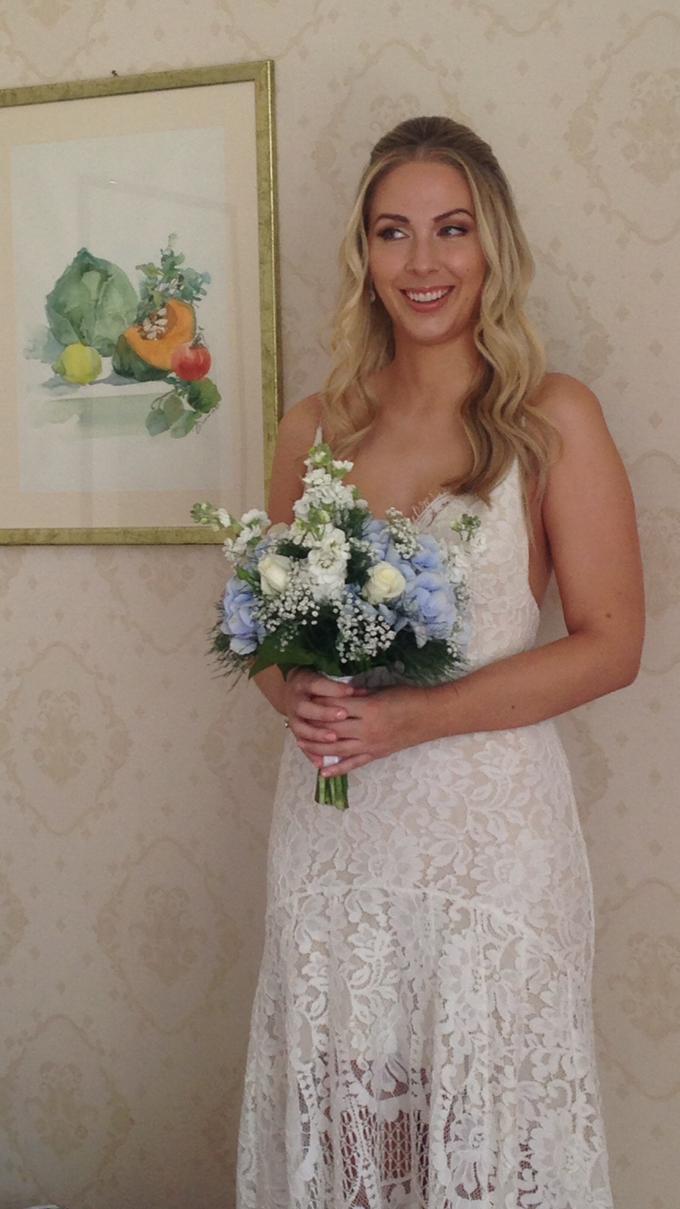 Elena Wedding  by Antonia Deffenu make-up artist - 009