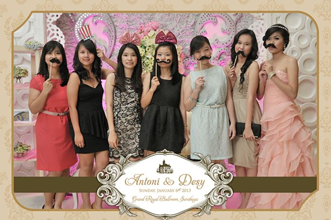 The Wedding of Antoni & Desy by After 5 Photobooth - 002