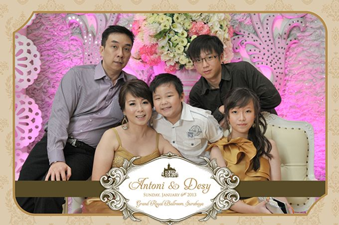 The Wedding of Antoni & Desy by After 5 Photobooth - 003