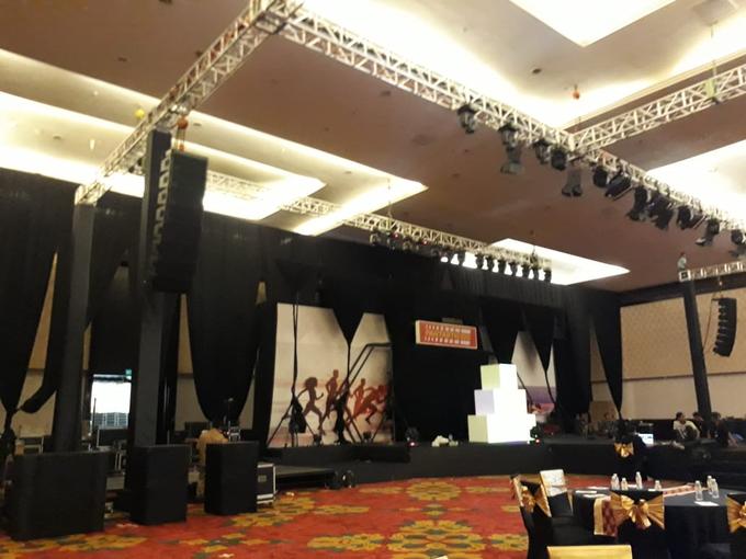 Presentation at westin hotel by antvrivm sound & lighting - 001