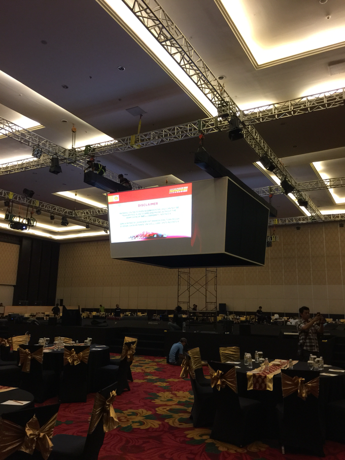 Presentation at westin hotel by antvrivm sound & lighting - 005