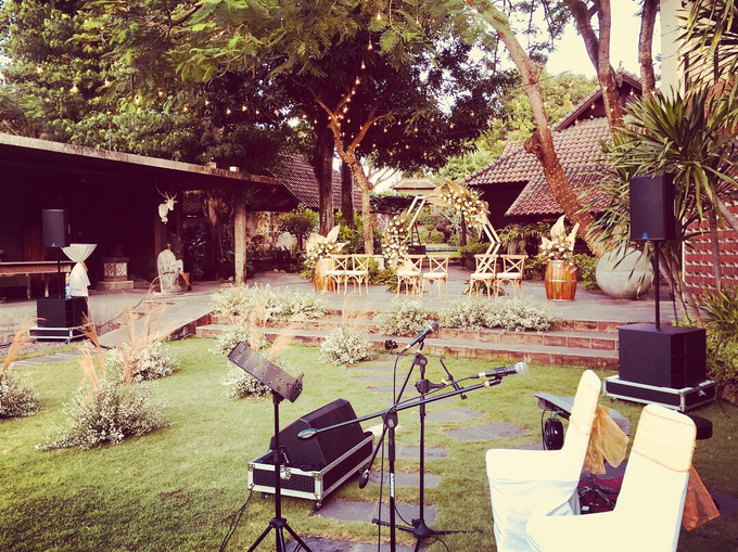 Wedding at Alindra villas by antvrivm sound & lighting - 002