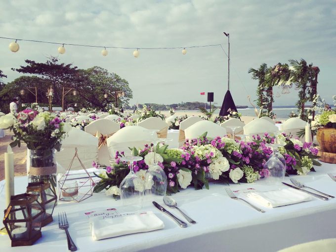 Sound and lighting for your wedding in Bali by antvrivm sound & lighting - 004