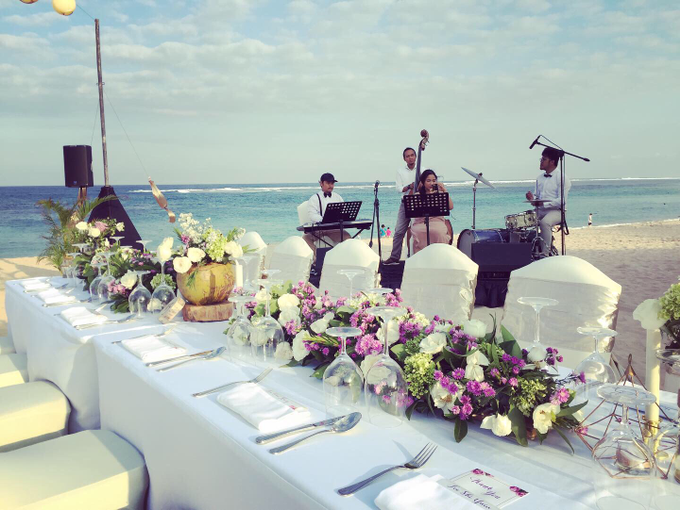 Sound and lighting for your wedding in Bali by antvrivm sound & lighting - 003
