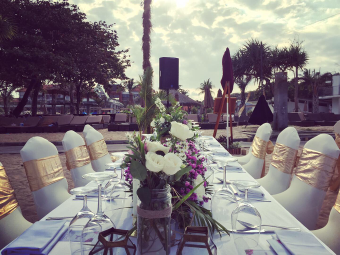 Sound and lighting for your wedding in Bali by antvrivm sound & lighting - 002