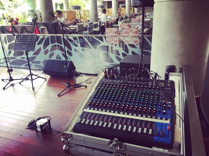 Sound system and lighting equipments rental by antvrivm sound & lighting - 003