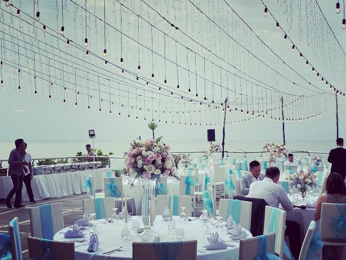 Sound system for wedding  by antvrivm sound & lighting - 001
