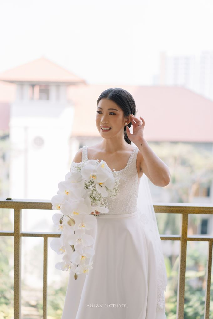 Wedding Day Documentation - Mes & Timo by Aniwa Pictures - 030