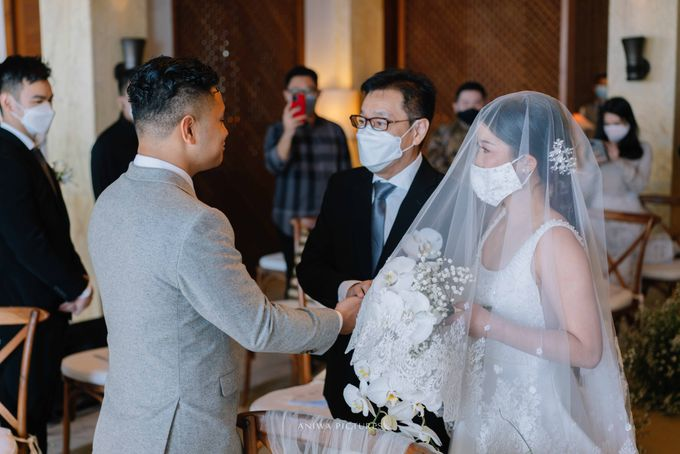 Wedding Day Documentation - Mes & Timo by Aniwa Pictures - 032
