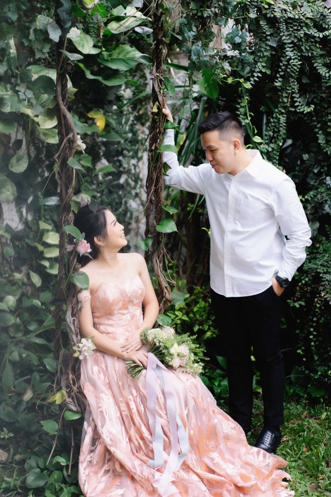 Pre-Wedding - Jessica & Sandy by Aniwa Pictures - 003