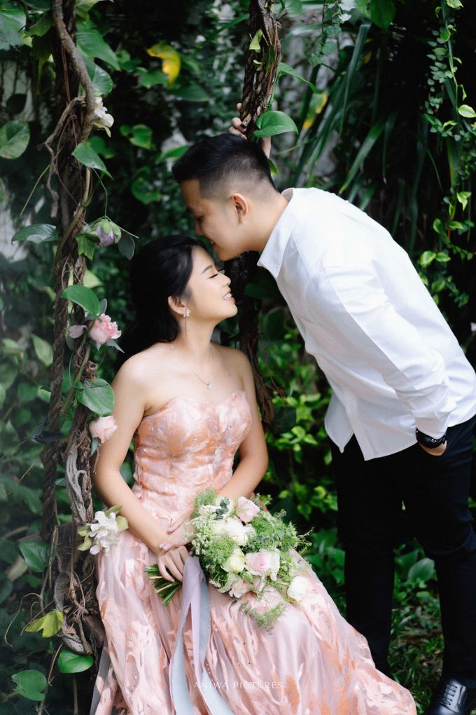 Pre-Wedding - Jessica & Sandy by Aniwa Pictures - 004