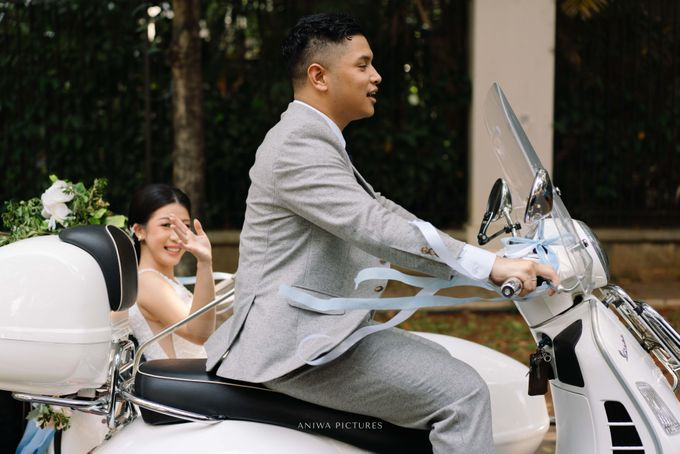 Wedding Day Documentation - Mes & Timo by Aniwa Pictures - 044