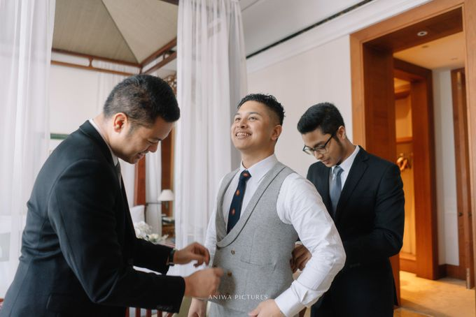 Wedding Day Documentation - Mes & Timo by Aniwa Pictures - 008