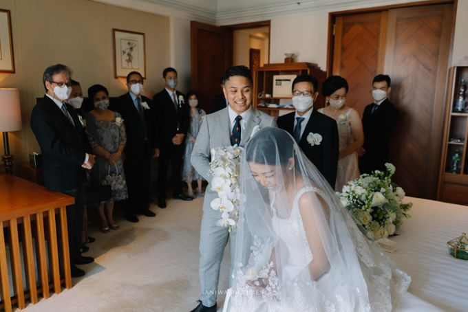 Wedding Day Documentation - Mes & Timo by Aniwa Pictures - 014