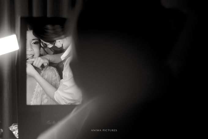 Wedding Day Documentation - Mes & Timo by Aniwa Pictures - 003