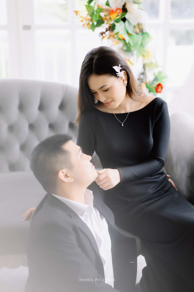 Pre-Wedding - Icha & Dannis by Aniwa Pictures - 001