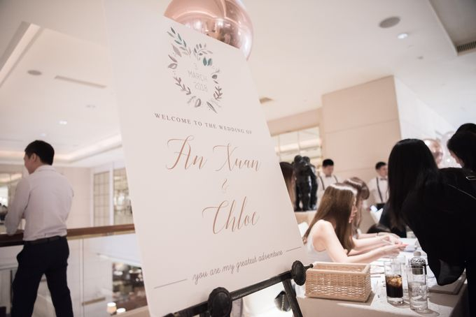 Actual Day - An Xuan & Chloe by The St. Regis Singapore - 014