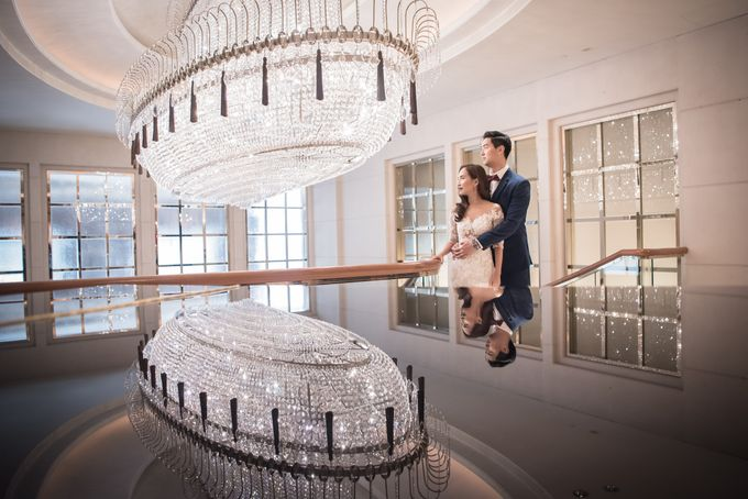 Actual Day - An Xuan & Chloe by The St. Regis Singapore - 028
