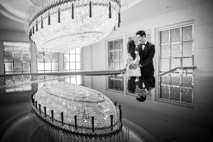 Actual Day - An Xuan & Chloe by The St. Regis Singapore - 029