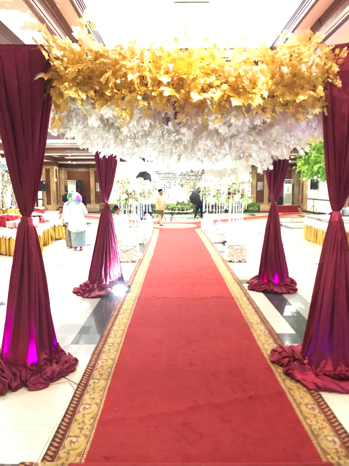 Mahatir dan Karlin Wedding by Aorora Catering & WO - 010
