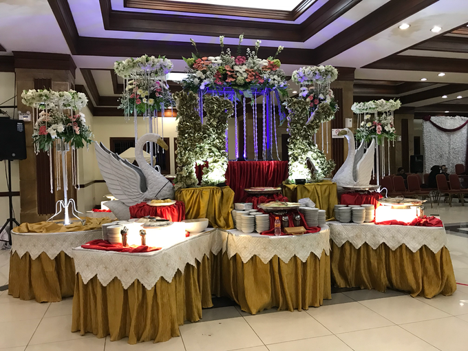 Mahatir dan Karlin Wedding by Aorora Catering & WO - 014