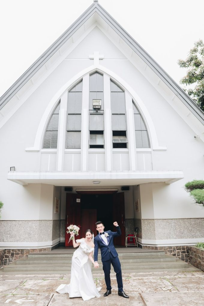 William & Selvi Wedding at Hilton Hotel by PRIDE Organizer - 017
