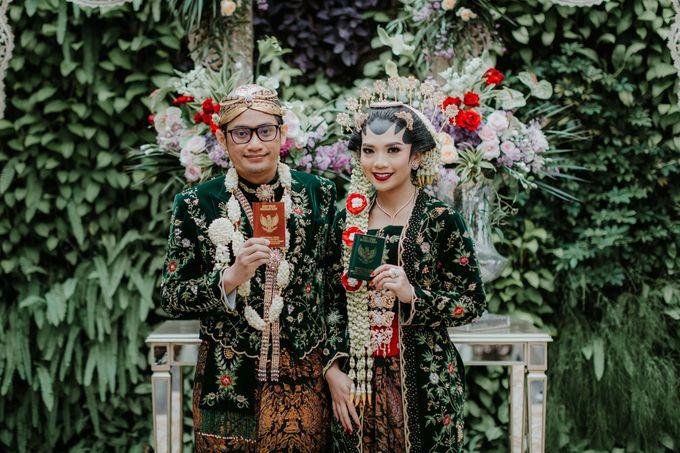 Dyandra & Didit by Novotel Bogor Golf Resort and Convention Centre - 001