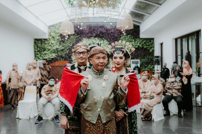 Dyandra & Didit by Novotel Bogor Golf Resort and Convention Centre - 011