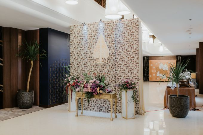 Dyandra & Didit by Novotel Bogor Golf Resort and Convention Centre - 014