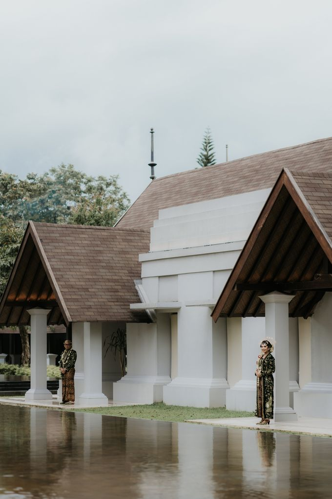 Dyandra & Didit by Novotel Bogor Golf Resort and Convention Centre - 023