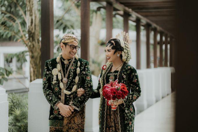 Dyandra & Didit by Novotel Bogor Golf Resort and Convention Centre - 013