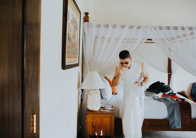 Rustic in Ubud Wedding by Vilia Wedding Planner - 005