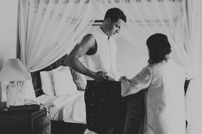 Rustic in Ubud Wedding by Vilia Wedding Planner - 007