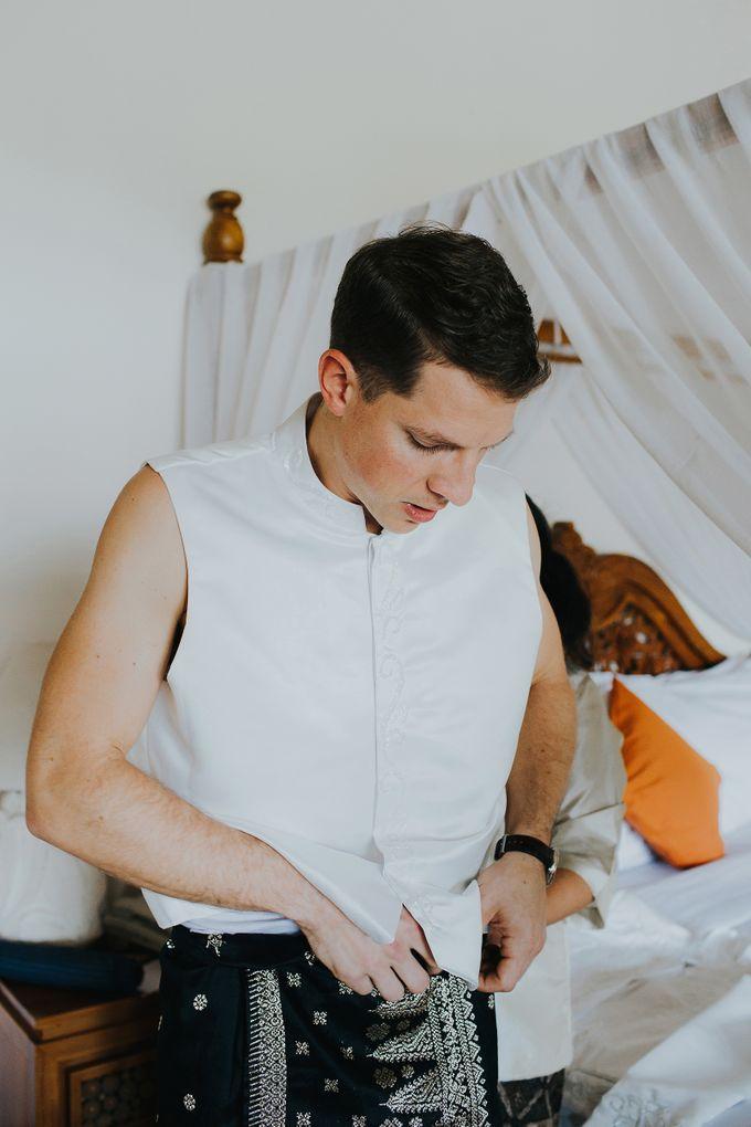 Rustic in Ubud Wedding by Vilia Wedding Planner - 008