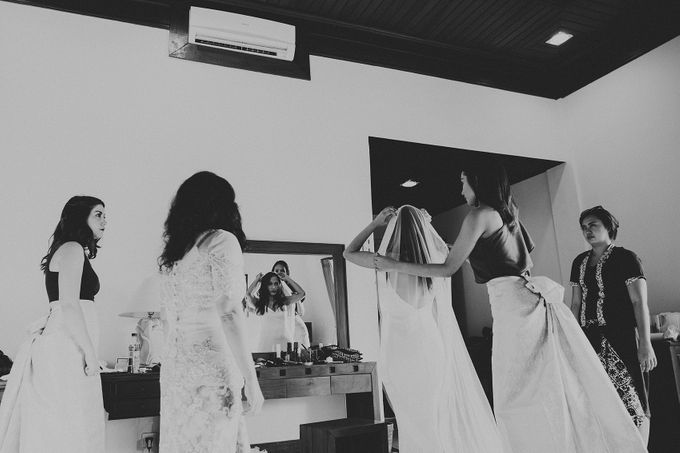 Rustic in Ubud Wedding by Vilia Wedding Planner - 009