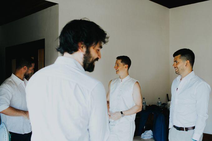 Rustic in Ubud Wedding by Vilia Wedding Planner - 001