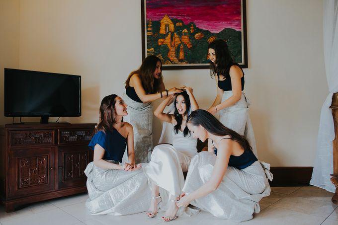 Rustic in Ubud Wedding by Vilia Wedding Planner - 013