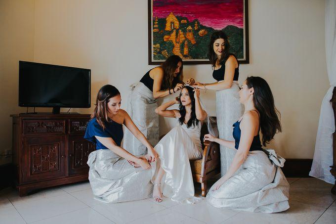 Rustic in Ubud Wedding by Vilia Wedding Planner - 014